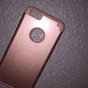 Blush Pink iPhone 6 Plus Case
